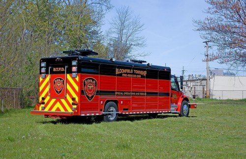 Photo Gallery: Bloomfield Township Fire & Rescue