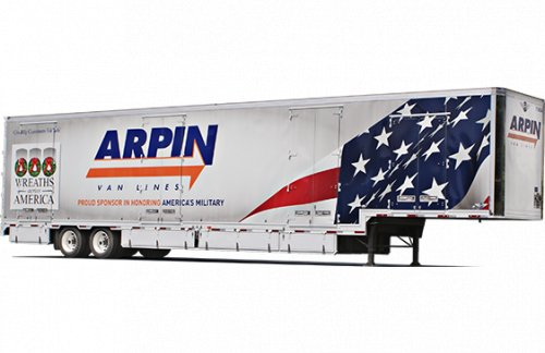 Product Gallery: Moving Vans