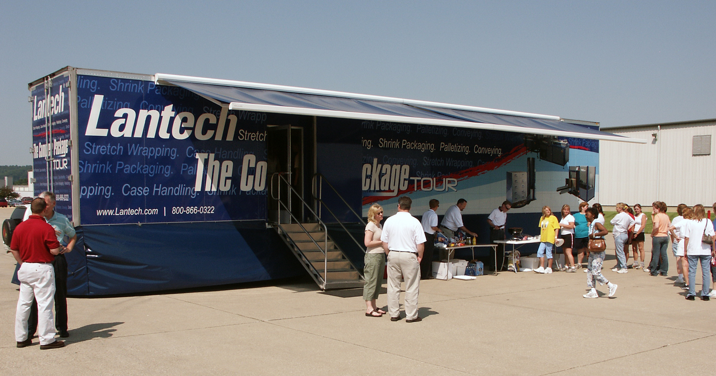 Kentucky trailer has been a good and efficient supplier for truck mounted mammography systems with mediserv in the kingdom of saudi arabia and the