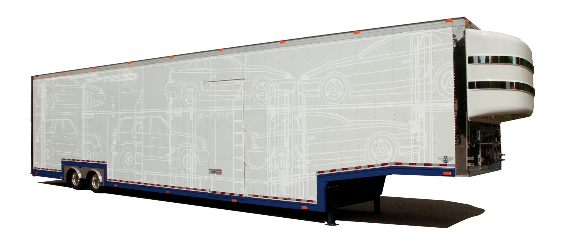 Enclosed Auto/Vehicle Transport | Specialty Trailers | Kentucky ...