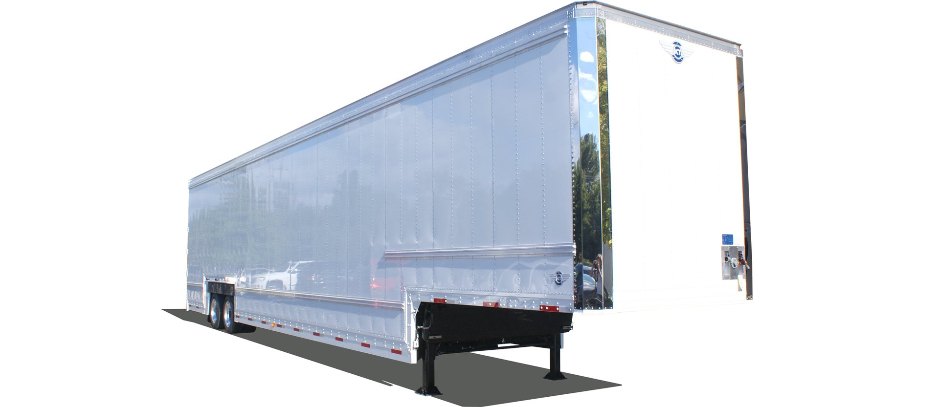 Drop Frame Moving Amp Storage Specialty Trailers