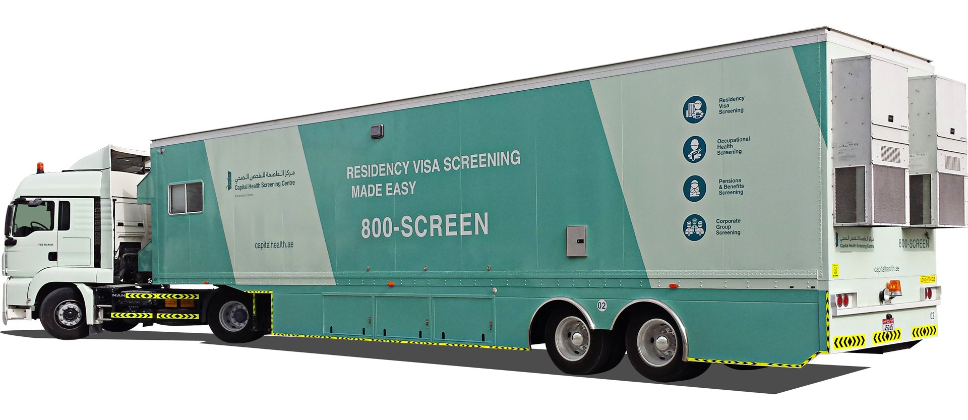 Mobile Medical | Specialty Trailers | Kentucky Trailer