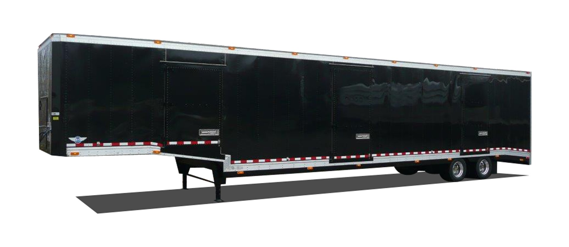 Enclosed Auto Vehicle Transport Specialty Trailers