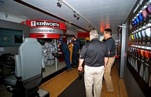 Case Study: Kenworth Truck Company