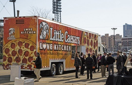 Case Study: Little Caesars Love Kitchen