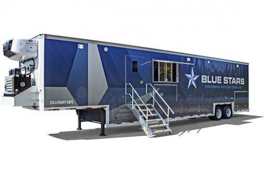 Photo Gallery: Blue Stars Mobile Kitchen