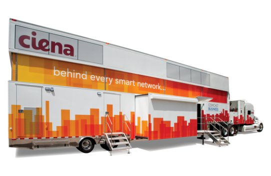 Ciena Curbside View