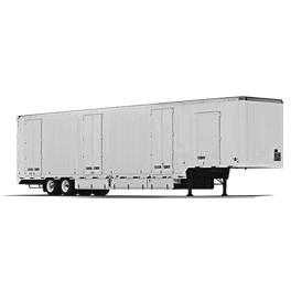 Used 2014-2018 Kentucky Trailer HHG Furniture Vans FOR SALE