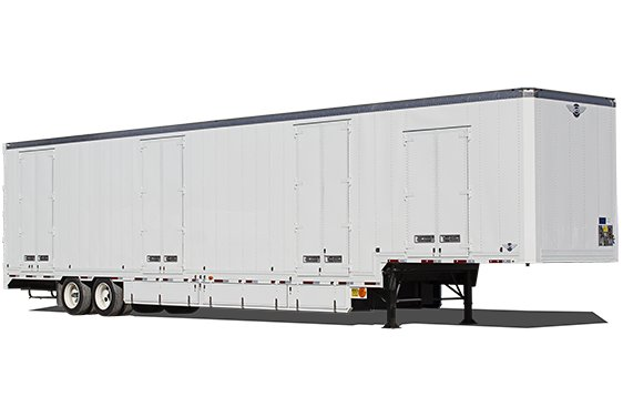 Production industry units, units and parts of automobile trailers and semi-trailers spare parts