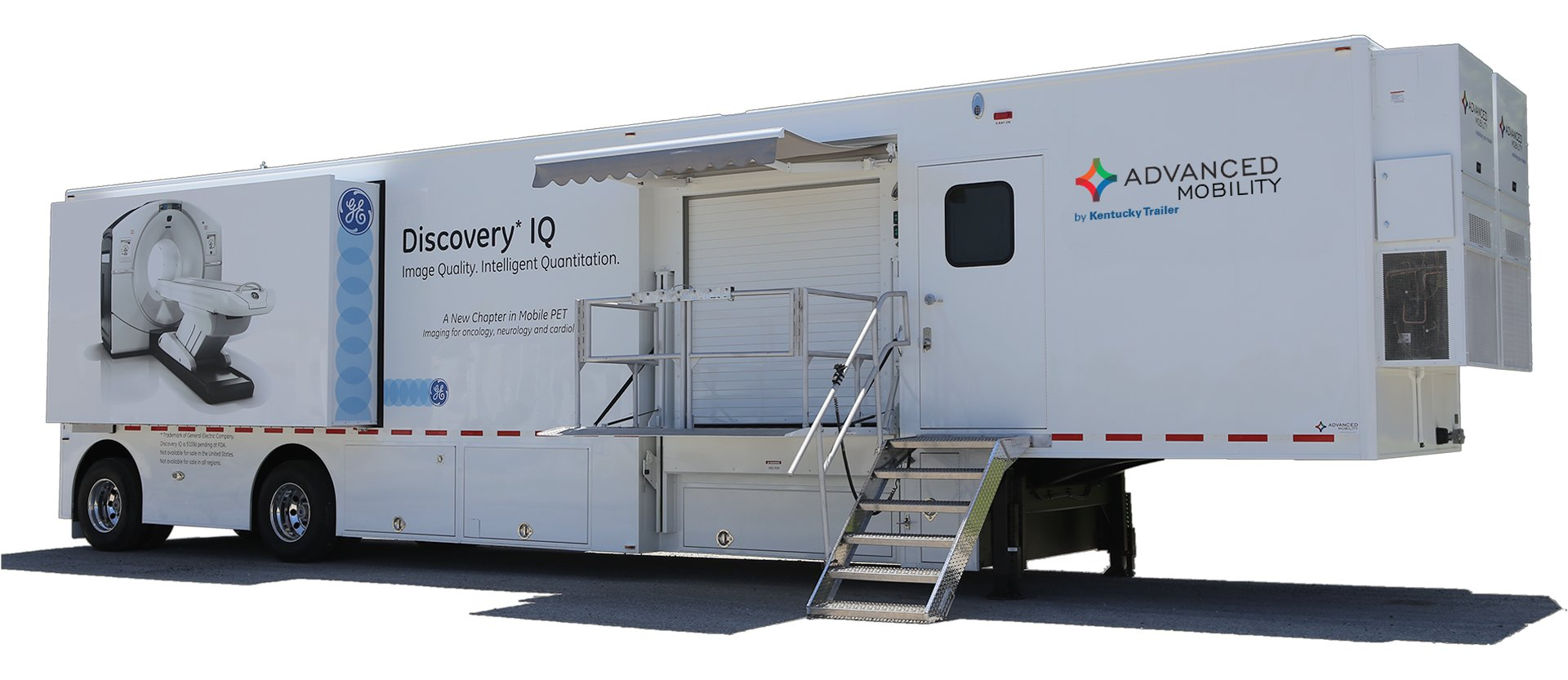 Mobile Medical Specialty Trailers Kentucky Trailer
